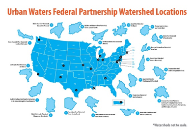 Urban Waters Federal Partnership